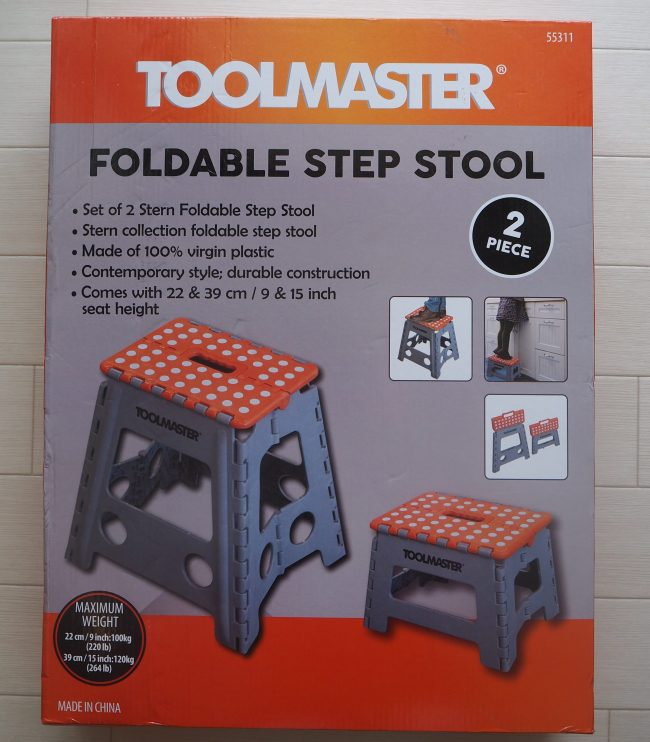 Fine Toolmaster Foldable Step Stool Onthecornerstone Fun Painted Chair Ideas Images Onthecornerstoneorg
