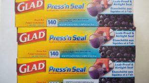コストコユーザーおすすめ簡易密閉ラップ「Glad Press'n Seal プレスンシール」キッチン以外にも粋な使い方がある?!
