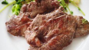 コストコ「USAビーフチョイス ミスジ焼肉(牛肉)」ハマりすぎて1ヶ月の間に2度購入!おすすめです!