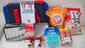コストコお買い物日記♪キャンプでも使えるショッピングバッグや夏休み対策の食品など購入!