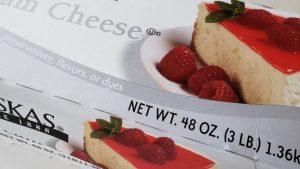 コストコ「ラスカス クリームチーズ」スーパーの半額以下!コスパ抜群!息子と簡単ケーキを作りました♪