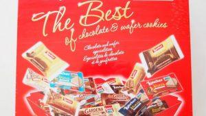 コストコ「ローカー ザ ベストオブ パーティボックス」14種類のチョコレートがお得で華やか!