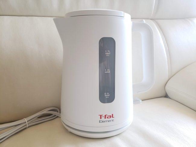 コストコ「ティファール 電気ケトル 1.7L」他店より30%安い!大容量で使いやすい!