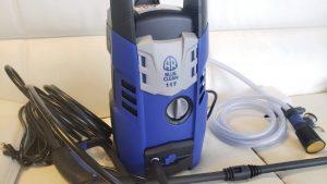コストコ「BLUE CLEAN 高圧洗浄機」他店の22%オフ!小さいのに威力絶大!