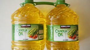 コストコ「カークランド キャノーラオイル」2.6L×2本の大容量オイル!気になる値段比較あり♪